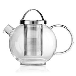 Darjeeling Teapot, 21 x 14.5 x 17cm - 1 litre, stainless steel