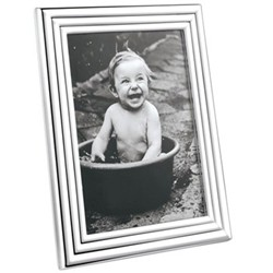 """Legacy Photograph frame, 5 x 7"""", stainless steel"""