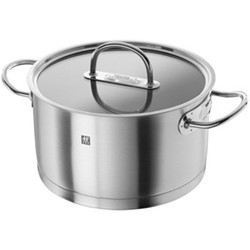 Prime Stock pot, 6 litre, stainless steel