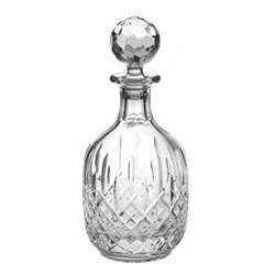 London Port/brandy decanter, 75cl