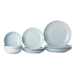 Gordon Ramsay - Maze 12 piece dinner set, blue