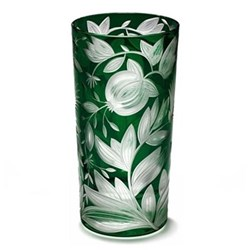 Verdure Highball glass, 30cl, british racer green