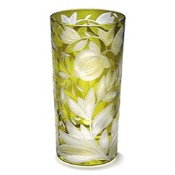 Verdure Highball glass, 30cl, olive