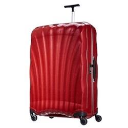 Cosmolite Spinner suitcase, 86cm, red
