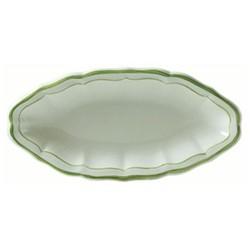 Filet Vert Pickle dish, 26.5 x 13cm