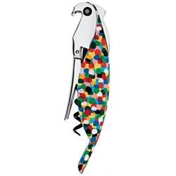 Parrot by Alessandro Mendini & Annalisa Margarini Corkscrew, 13cm, Proust
