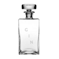 American Bar - Lillian Gin decanter