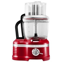 Artisan Food processor , 4 litre, empire red
