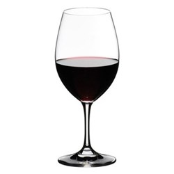 Ouverture Pair of red wine glasses, H18.7 x D7.9cm - 35cl
