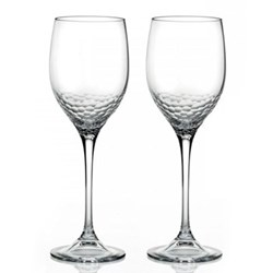 Vera Wang - Sequin Pair of wine glasses