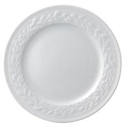 Louvre Set of 6 salad plates, 21cm, white