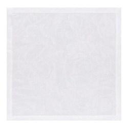 Tivoli Set of 4 napkins, 50 x 50cm, white