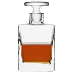Quad Decanter, 1.1 litre, clear