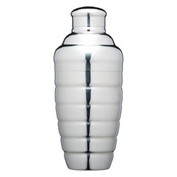 Cocktail shaker, 500ml, stainless steel