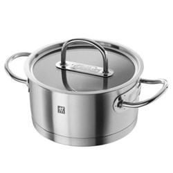Prime Stock pot, 2.5 litre, stainless steel