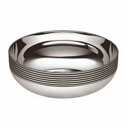 K+T Bowl, 11.5cm, Christofle silver