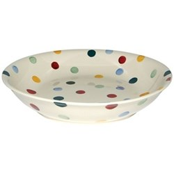 Polka Dot Pasta bowl, 23.4cm