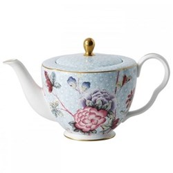 Harlequin Collection - Cuckoo Tea Story Teapot