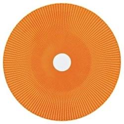 Tresor Presentation plate, 32cm, orange
