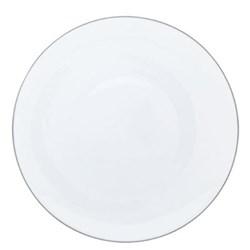 Monceau Couleurs Buffet plate, 32cm, pearl grey