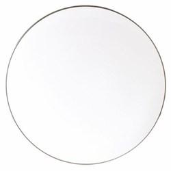 Cristal Coupe salad plate, 21.5cm