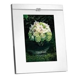 "Vera Wang - Infinity Photograph frame, 5 x 7"""