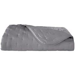 Triomphe Bed cover, 230 x 250cm, platinum