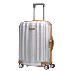 Lite-Cube DLX Spinner suitcase, 55cm, aluminium