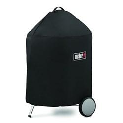 Premium Barbecue cover, 57cm, black