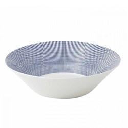 Pacific - Dots Serving bowl, 29cm, blue