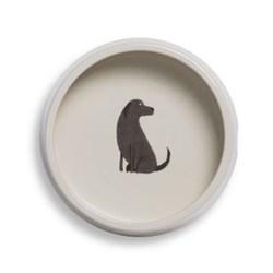 Labrador Dog bowl, D18 x H6cm