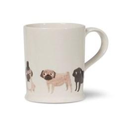 Pug Mug, 30cl - H9.5cm