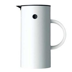 EM77 by Erik Magnussen Vacuum jug, H22cm - 0.5 litre, white