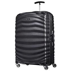 Lite-Shock Spinner suitcase, 81cm, black