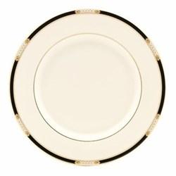 Hancock Gold Dinner plate, 27cm