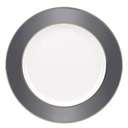 Darius Silver by Brian Gluckstein Butter plate, 15cm