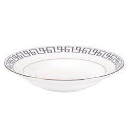 Darius Silver by Brian Gluckstein Pasta/rim soup bowl