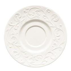 Opal Innocence Carved Tea saucer
