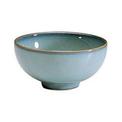 Regency Green Rice bowl, 13 x 6.5cm