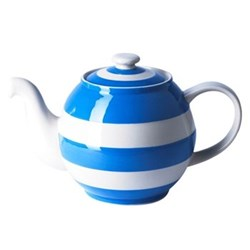 Betty Teapot, 1.08 litre, blue