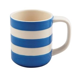 Set of 4 mugs, 28cl, blue