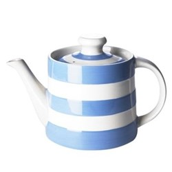 Teapot, 84cl, blue