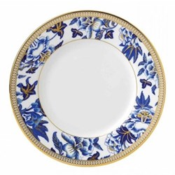 Hibiscus Side plate, 15cm, floral