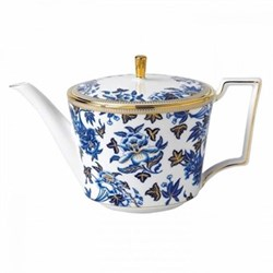 Hibiscus Teapot, floral