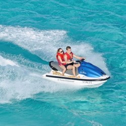 Jetski hire for two