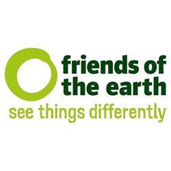 Friends of The Earth donation