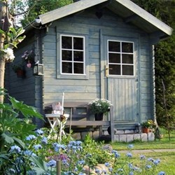 Garden summerhouse fund