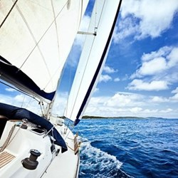 Sailing trip for two