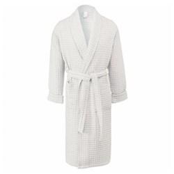 Viggo Bath gown, small, white