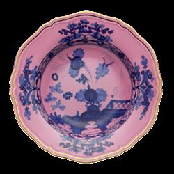 Oriente Italiano Soup plate, 24cm, azalea